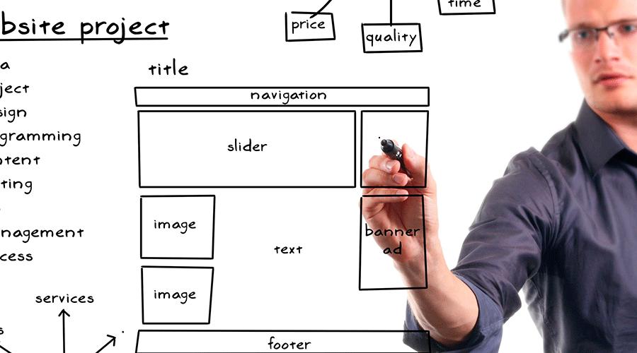 Что такое проектирование сайтов? Основные этапы